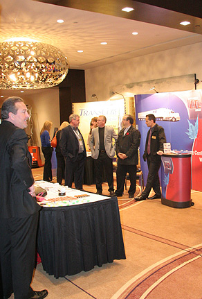 Book an Exhibitor Booth at Canada Logistics Conference 2016