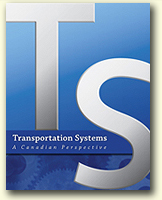 Transportation Systems: A Canadian Perspective textbook
