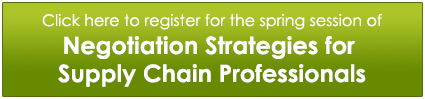 Click here to register for Negotiation Strategies for Supply Chain Professionals now
