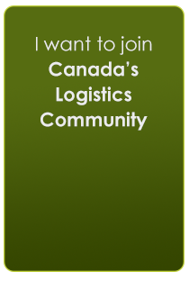 I want to join Canada's Logistics Community