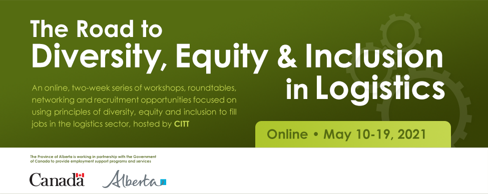 The Road to Diversity, Equity and Inclusion in Logistics - Click here to learn more or sign up now