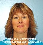 Annette Cartwright, CCLP