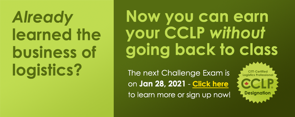 Challenge On-Ramp to the CCLP Designation